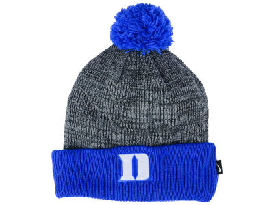 Duke Blue Devils Nike NCAA Heather Pom Knit