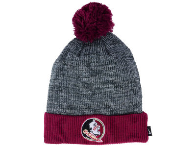 Florida State Seminoles Nike NCAA Heather Pom Knit