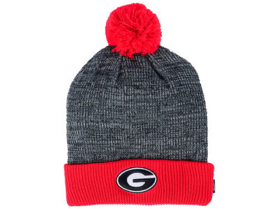 Georgia Bulldogs Nike NCAA Heather Pom Knit
