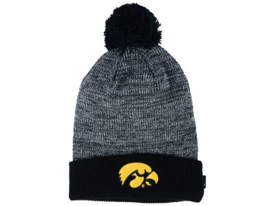 Iowa Hawkeyes Nike NCAA Heather Pom Knit