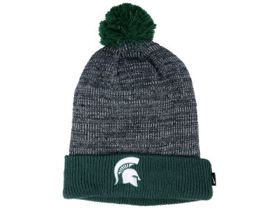 Michigan State Spartans Nike NCAA Heather Pom Knit