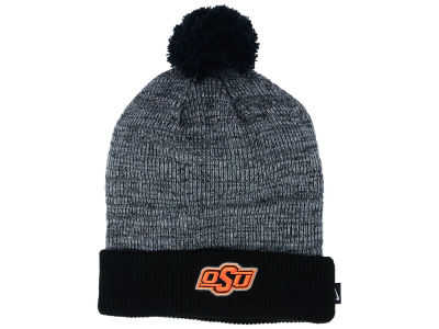 Oklahoma State Cowboys Nike NCAA Heather Pom Knit