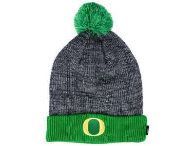 Oregon Ducks Nike NCAA Heather Pom Knit