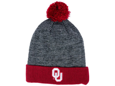 Oklahoma Sooners Nike NCAA Heather Pom Knit
