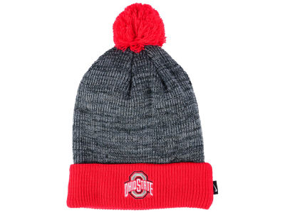 Ohio State Buckeyes Nike NCAA Heather Pom Knit