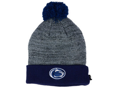 Penn State Nittany Lions Nike NCAA Heather Pom Knit