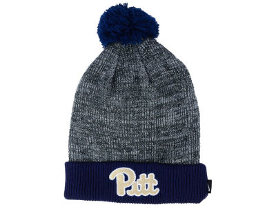 Pittsburgh Panthers Nike NCAA Heather Pom Knit