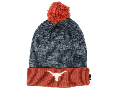 Texas Longhorns Nike NCAA Heather Pom Knit