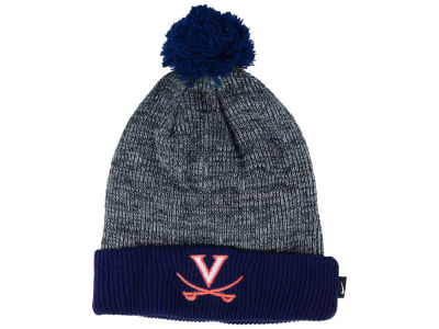 Virginia Cavaliers Nike NCAA Heather Pom Knit