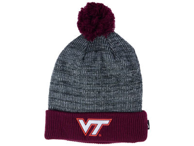 Virginia Tech Hokies Nike NCAA Heather Pom Knit