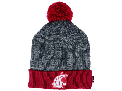 Washington State Cougars Nike NCAA Heather Pom Knit
