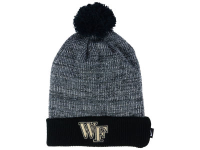 Wake Forest Demon Deacons Nike NCAA Heather Pom Knit