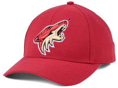Arizona Coyotes adidas NHL Core Basic Adjustable Cap
