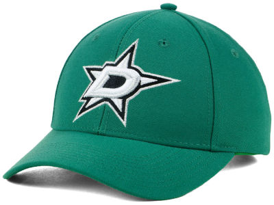 Dallas Stars adidas NHL Core Basic Adjustable Cap