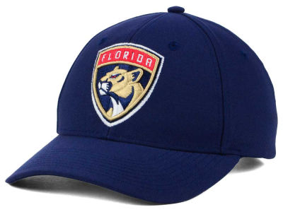 Florida Panthers adidas NHL Core Basic Adjustable Cap