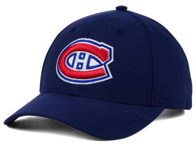 Montreal Canadiens adidas NHL Core Basic Adjustable Cap