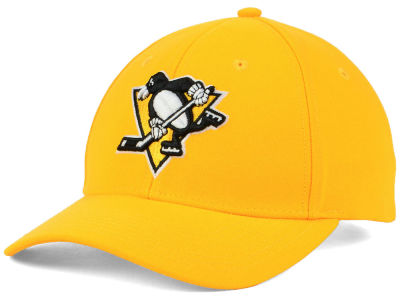 Pittsburgh Penguins adidas NHL Core Basic Adjustable Cap