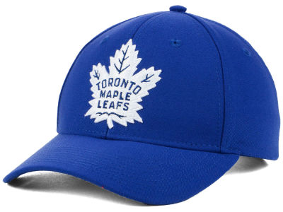 Toronto Maple Leafs adidas NHL Core Basic Adjustable Cap