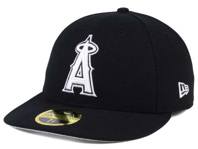 Los Angeles Angels New Era MLB Low Profile C-DUB 59FIFTY Cap