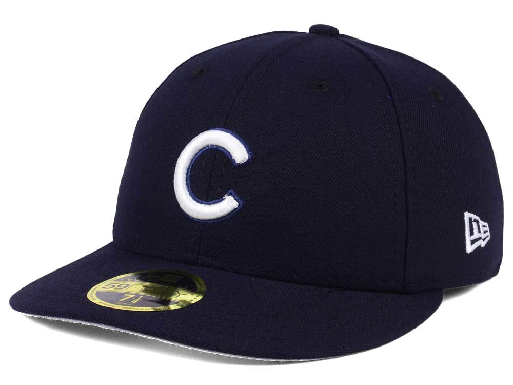 c65aaae727a Chicago Cubs New Era MLB Low Profile C-DUB 59FIFTY Cap
