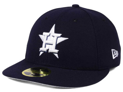 Houston Astros New Era MLB Low Profile C-DUB 59FIFTY Cap