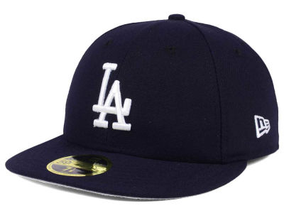 Los Angeles Dodgers New Era MLB Low Profile C-DUB 59FIFTY Cap