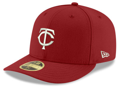 Minnesota Twins New Era MLB Low Profile C-DUB 59FIFTY Cap