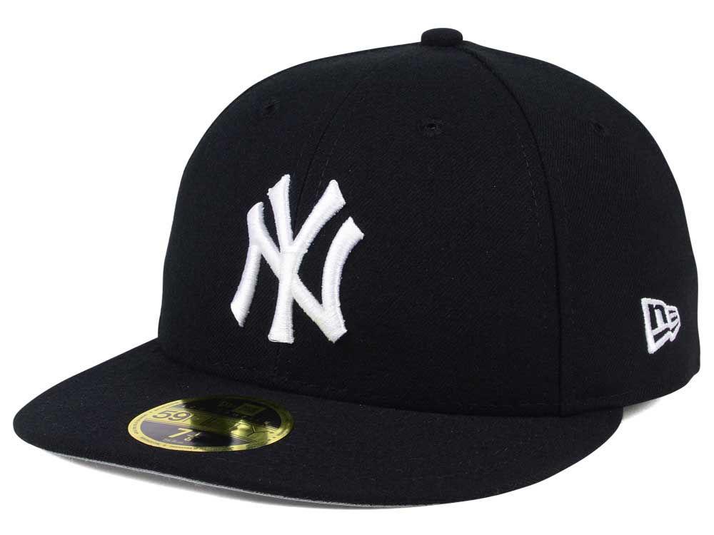 New York Yankees New Era MLB Low Profile C-DUB 59FIFTY Cap  be7d21c8478