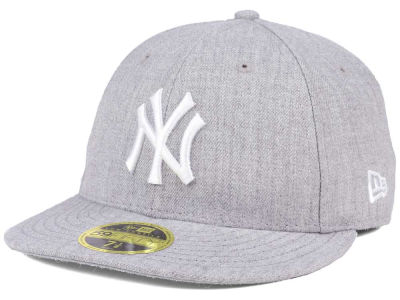 New York Yankees New Era MLB Low Profile C-DUB 59FIFTY Cap