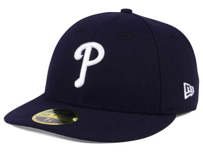 Philadelphia Phillies New Era MLB Low Profile C-DUB 59FIFTY Cap