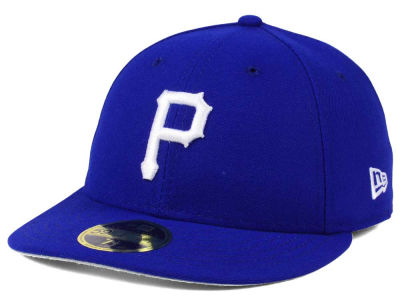 Pittsburgh Pirates New Era MLB Low Profile C-DUB 59FIFTY Cap