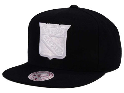 New York Rangers adidas NHL Respect Snapback Cap