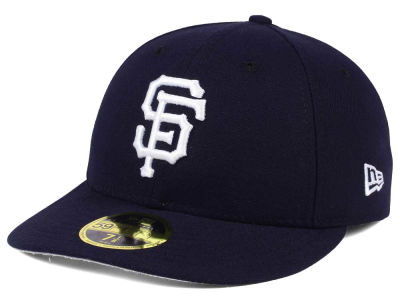 San Francisco Giants New Era MLB Low Profile C-DUB 59FIFTY Cap
