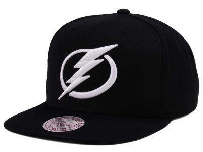 Tampa Bay Lightning adidas NHL Respect Snapback Cap