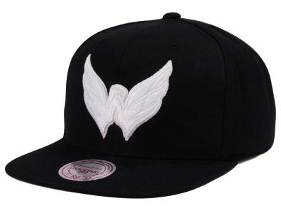 Washington Capitals adidas NHL Respect Snapback Cap