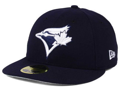 Toronto Blue Jays New Era MLB Low Profile C-DUB 59FIFTY Cap