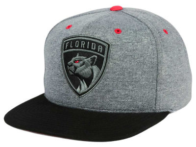 Florida Panthers adidas NHL Heather Snapback Cap