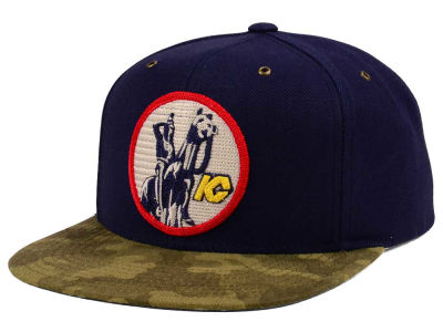 Kansas City Scouts adidas NHL Fashion Camo Snapback Cap