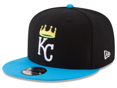Kansas City Royals New Era 2017 MLB Players Weekend 9FIFTY Snapback Cap