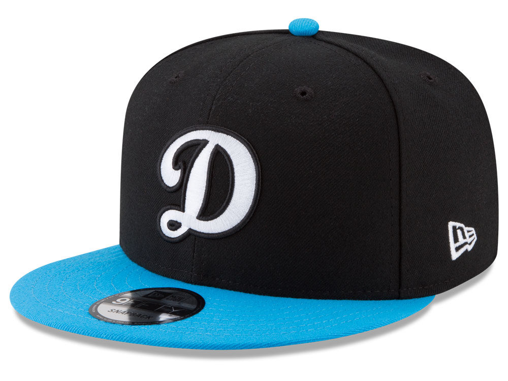 Los Angeles Dodgers New Era 2017 MLB Players Weekend 9FIFTY Snapback Cap  850c015d151