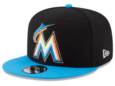 Miami Marlins New Era 2017 MLB Players Weekend 9FIFTY Snapback Cap
