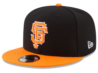 San Francisco Giants New Era 2017 MLB Players Weekend 9FIFTY Snapback Cap