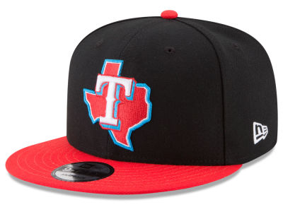 Texas Rangers New Era 2017 MLB Players Weekend 9FIFTY Snapback Cap