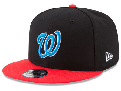 Washington Nationals New Era 2017 MLB Players Weekend 9FIFTY Snapback Cap