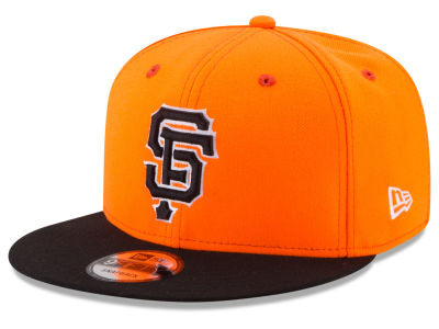 San Francisco Giants New Era 2017 MLB Players Weekend Youth 9FIFTY Snapback Cap