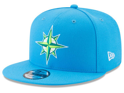 Seattle Mariners New Era 2017 MLB Players Weekend Youth 9FIFTY Snapback Cap