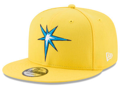 Tampa Bay Rays New Era 2017 MLB Players Weekend Youth 9FIFTY Snapback Cap