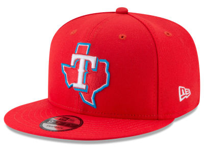Texas Rangers New Era 2017 MLB Players Weekend Youth 9FIFTY Snapback Cap