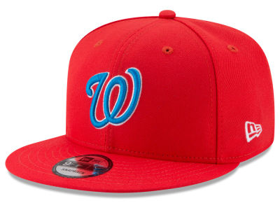Washington Nationals New Era 2017 MLB Players Weekend Youth 9FIFTY Snapback Cap