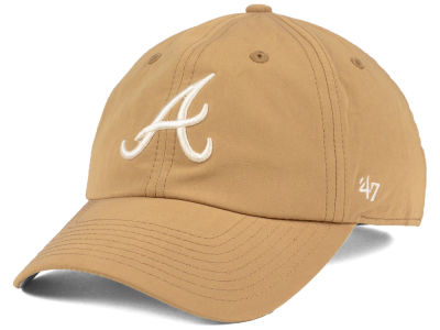Atlanta Braves '47 MLB Harvest CLEAN UP Cap